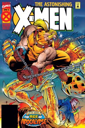 Astonishing X-Men (1995) #2