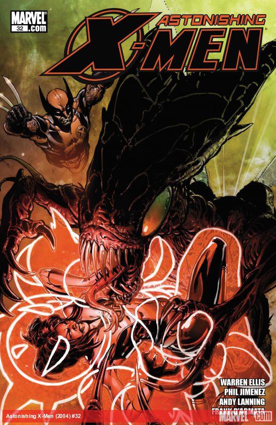 Astonishing X-Men (2004) #32