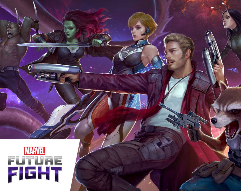 'Marvel Future Fight' Turns Two