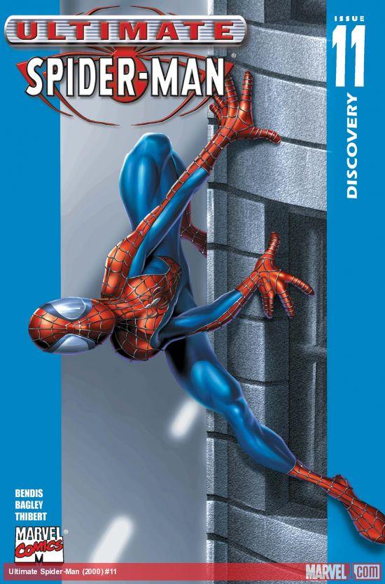 Ultimate Spider-Man (2000) #11