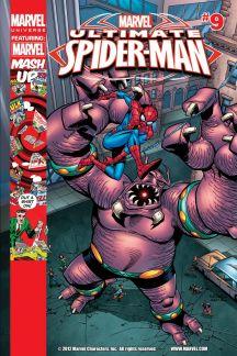 Marvel Universe Ultimate Spider-Man #9