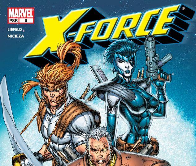 X-FORCE (2004) #6
