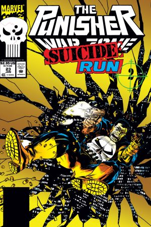 The Punisher War Zone #23