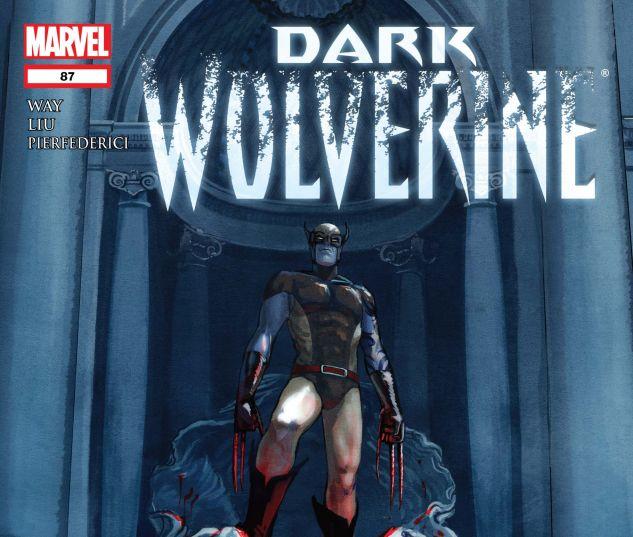 DARK WOLVERINE (2009) #87