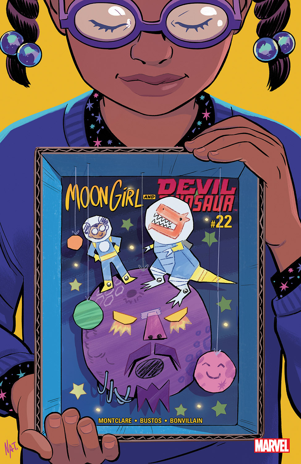 Moon Girl and Devil Dinosaur (2015) #22