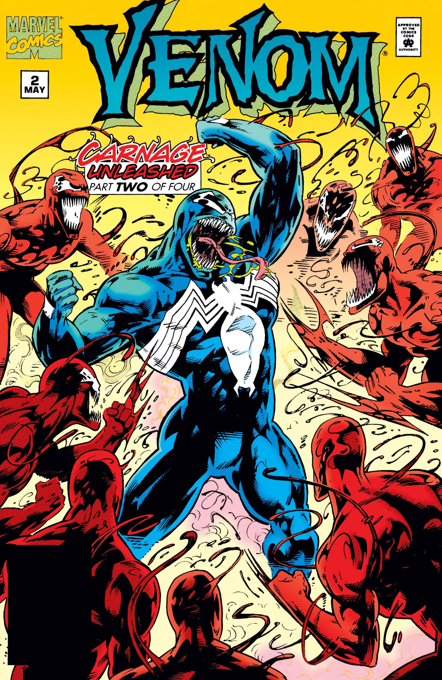 Venom: Carnage Unleashed (1995) #2