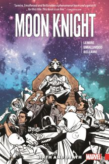 Moon Knight Vol. 3: Birth and Death (Trade Paperback)
