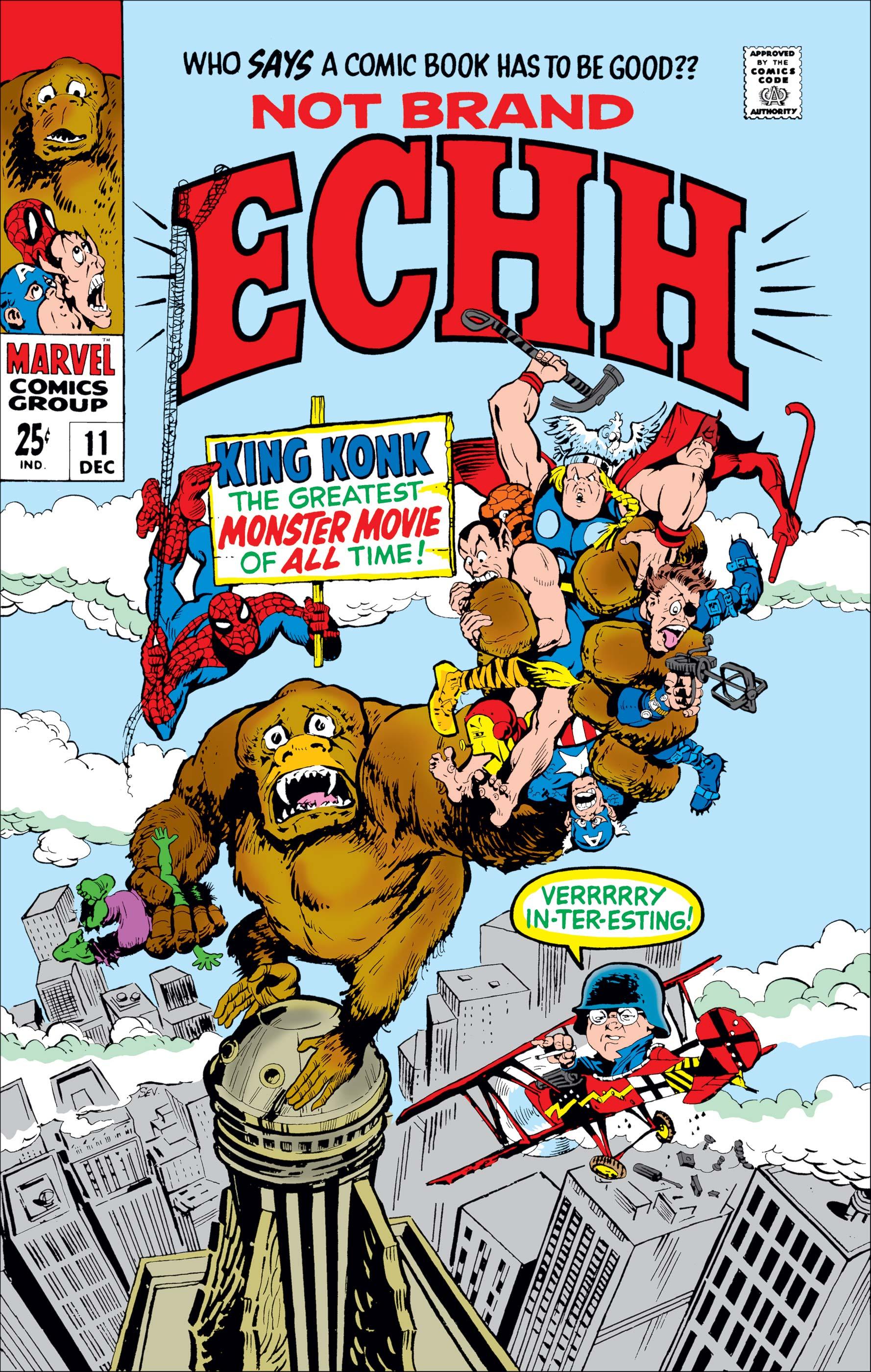 Not Brand Echh (1967) #11