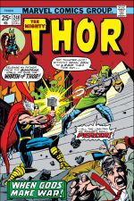 Thor (1966) #240 cover