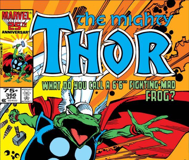 Thor (1966) #366