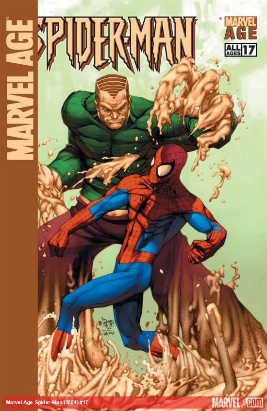 Marvel Age Spider-Man (2004) #17