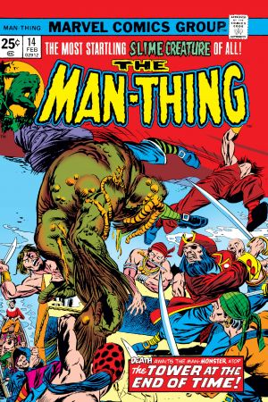 Man-Thing #14