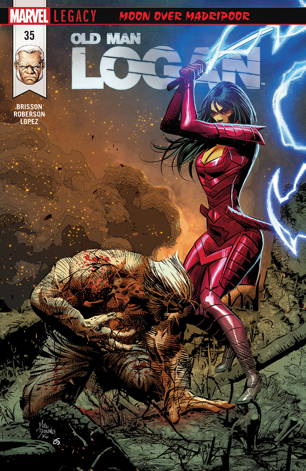 Old Man Logan (2016) #35