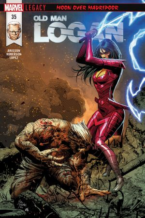Old Man Logan #35