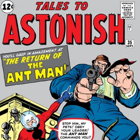 Tales to Astonish (1959 - 1968)