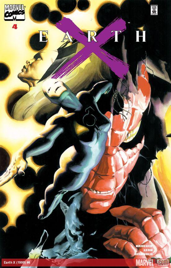 Earth X (1999) #4