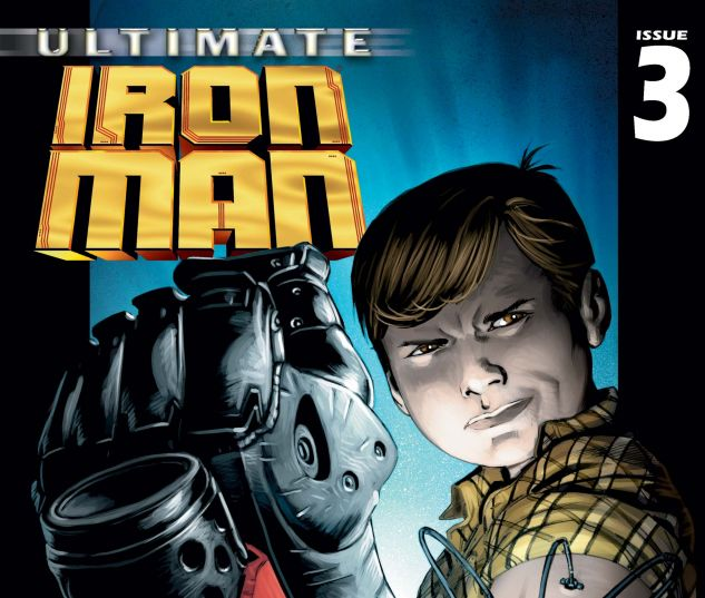ULTIMATE IRON MAN (2005) #3