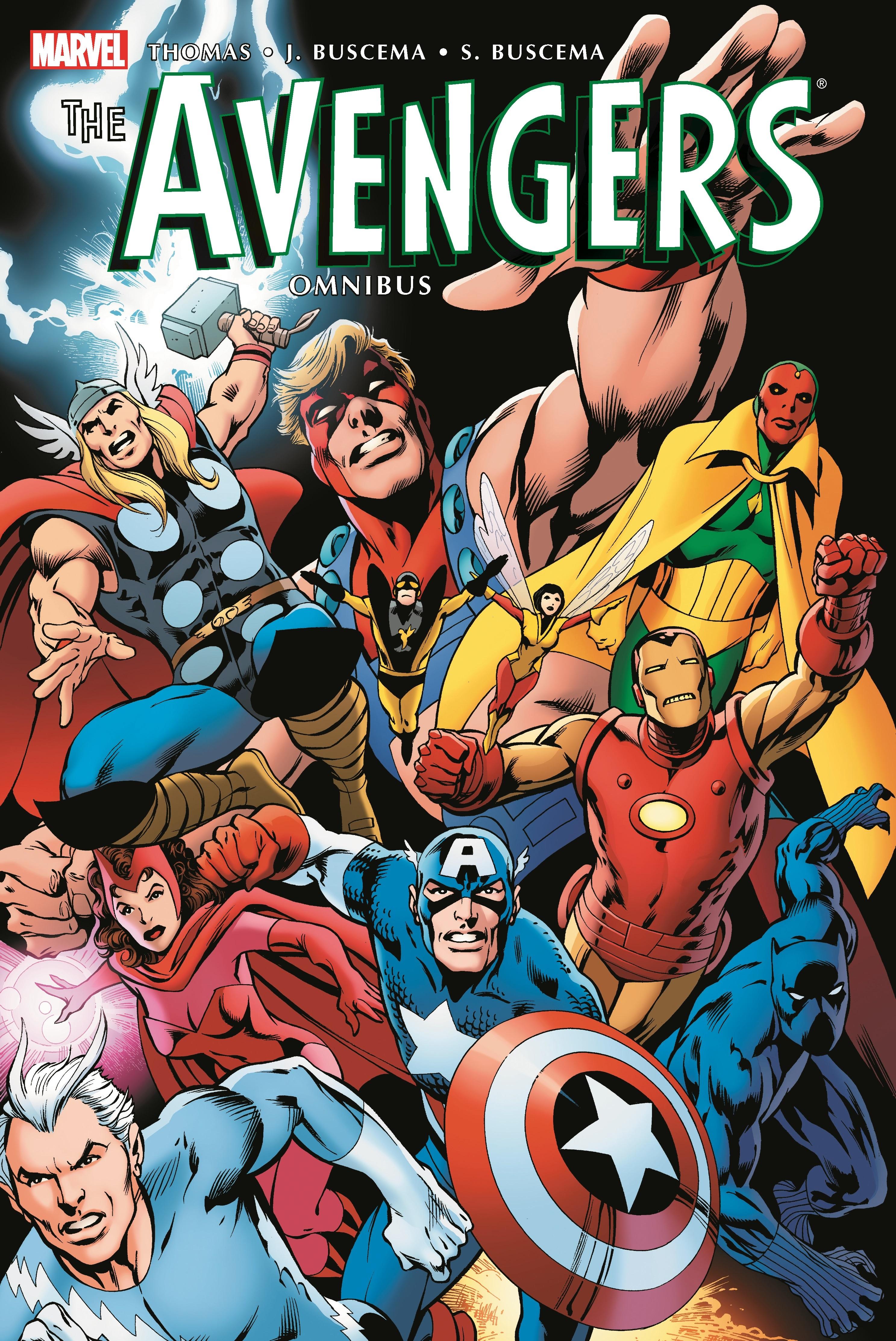 The Avengers Omnibus Vol. 3 (Hardcover)