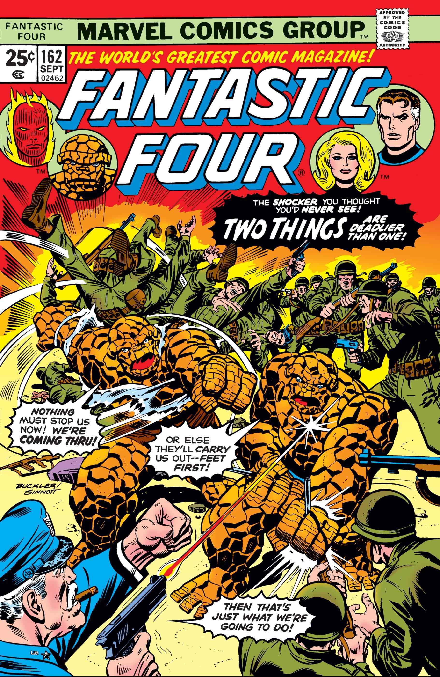 Fantastic Four (1961) #162