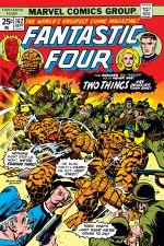 Fantastic Four (1961) #162 cover