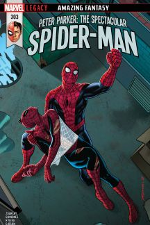 Peter Parker: The Spectacular Spider-Man (2017) #303