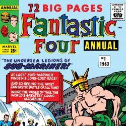 Fantastic Four Annual (1963 - 1994)