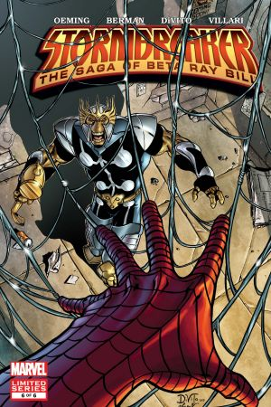 Stormbreaker: The Saga of Beta Ray Bill #6