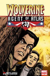 Wolverine: Agent of Atlas #3