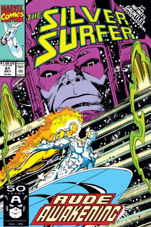 Silver Surfer #51