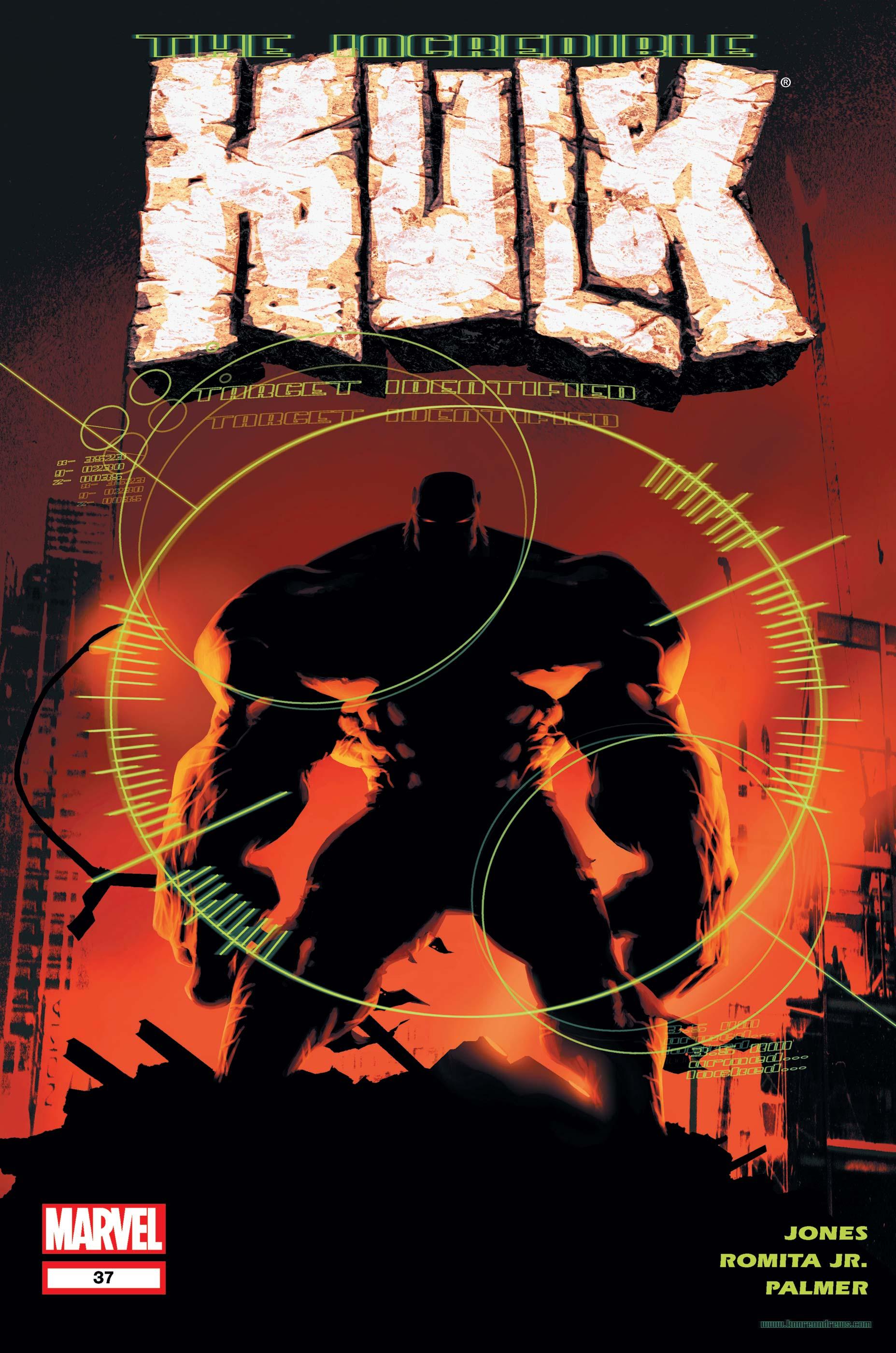 Incredible Hulk (1999) #37