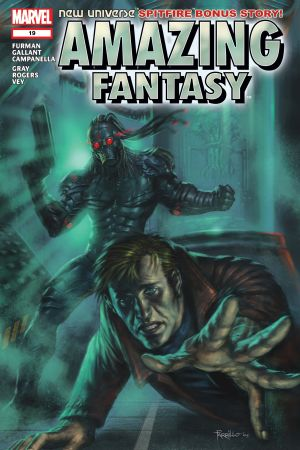 Amazing Fantasy #19