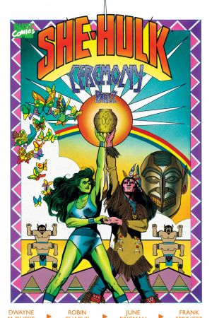 The Sensational She-Hulk: Ceremony #2