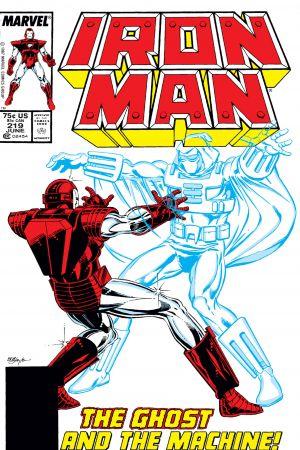 Iron Man #219
