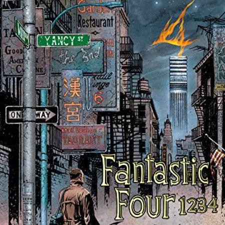 Fantastic Four: 1234 (2001 - 2002)