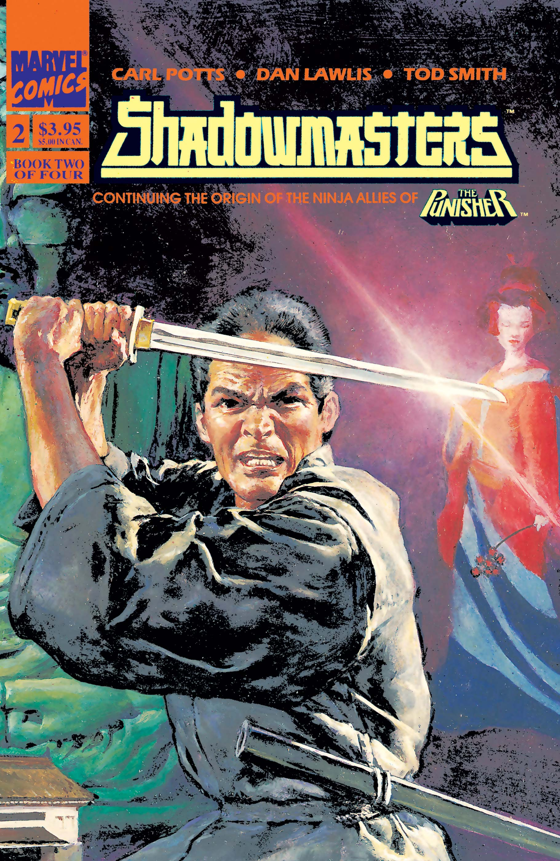 Shadowmasters (1989) #2
