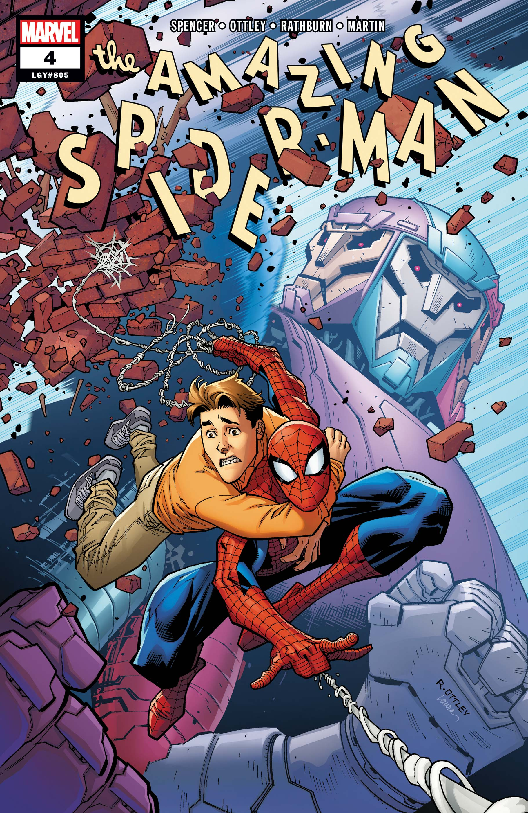 The Amazing Spider-Man (2018) #4