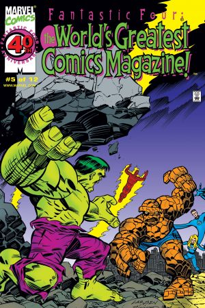 Fantastic Four: World's Greatest Comics Magazine #5