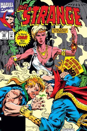 Doctor Strange, Sorcerer Supreme (1988) #59