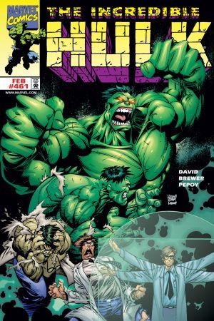 Incredible Hulk #461