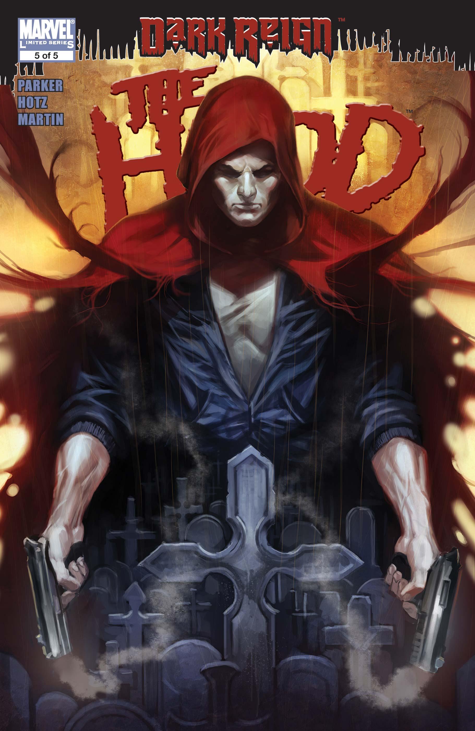 Dark Reign: The Hood (2009) #5