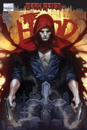 Dark Reign: The Hood #5
