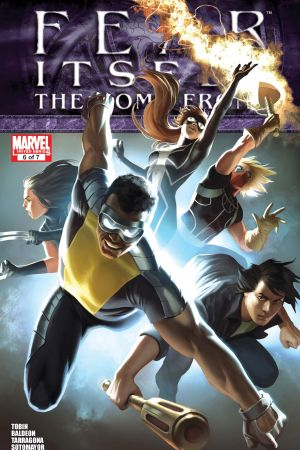 Fear Itself: The Home Front #6
