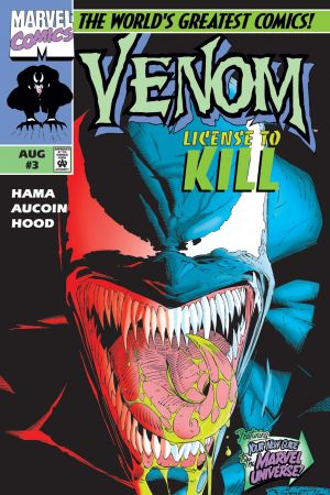 Venom: License to Kill #3