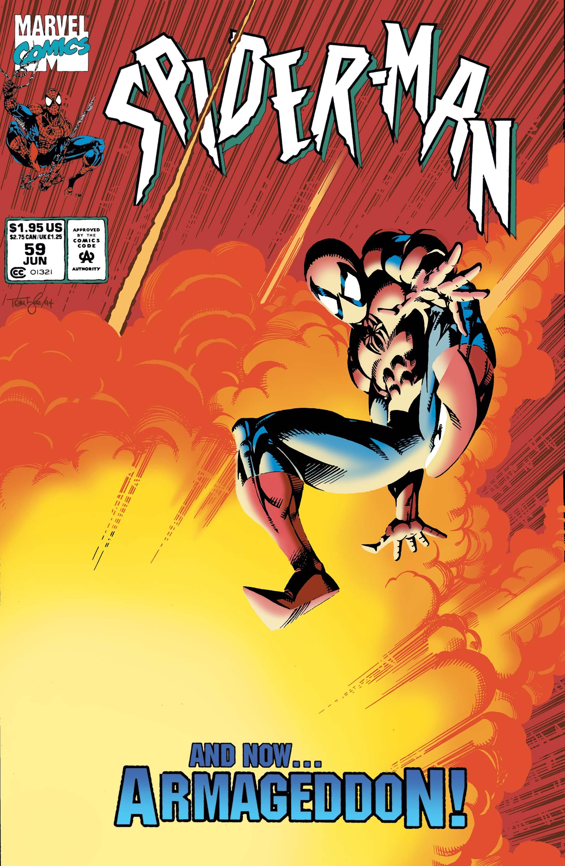 Spider-Man (1990) #59
