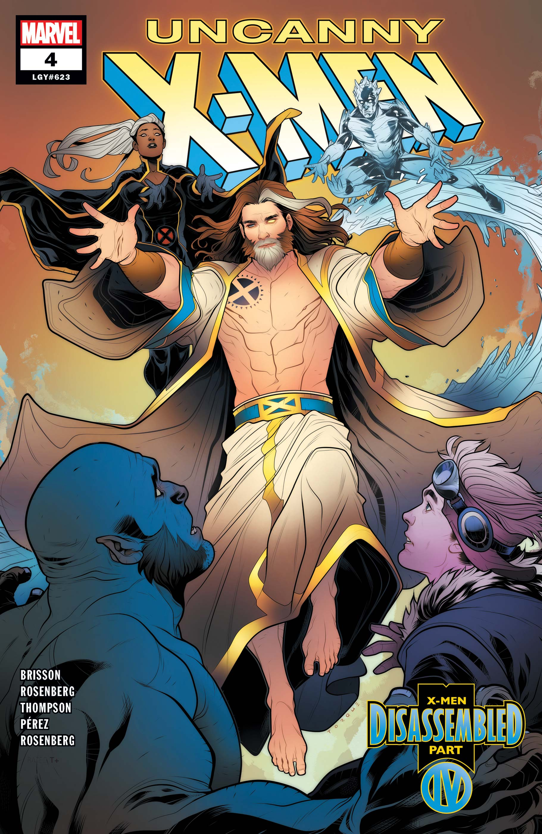 Uncanny X-Men (2018) #4