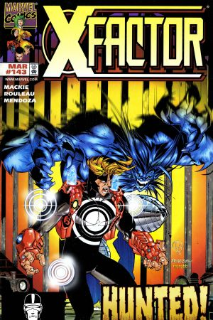 X-Factor (1986) #143