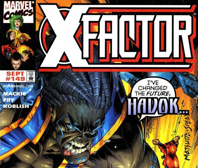 X-Factor (1986) #149