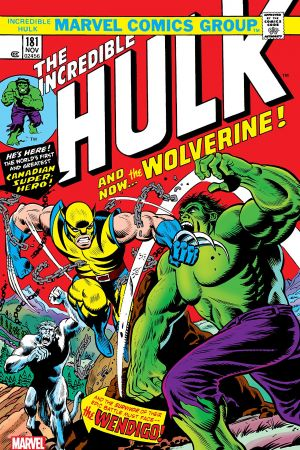 Incredible Hulk: Facsimile Edition #181