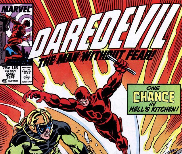 Daredevil (1964) #246