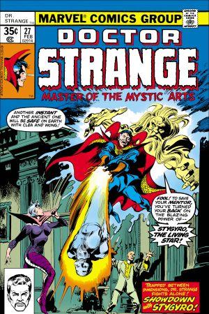 Doctor Strange #27